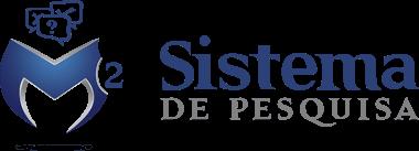 Logo do Sistema de Pesquisa M2